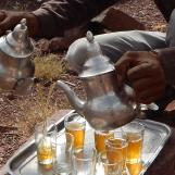Ataya cérémonie du thé